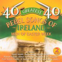 unknown - 40 Greatest Rebel Songs Of Ireland