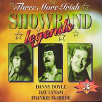 Various Artists - Three More Irish Showband Legends