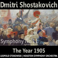 "Houston Symphony Orchestra - Shostakovich: Symphony No. 11 in G Minor, ""The Year 1905"""