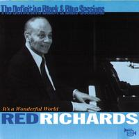 Red Richards - It's a wonderful world (The Definitive Black & Blue Sessions) [1980]