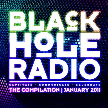 Various Artists - Black Hole Radio Januari 2011