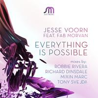 Jesse Voorn featuring Fab Morvan - Everything Is Possible