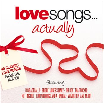 Various Artists - Love Songs Actually