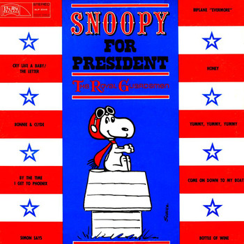 The Royal Guardsmen - Snoopy For President