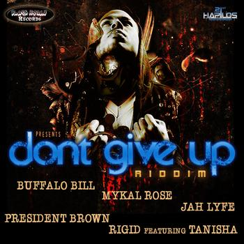 Various Artists - Don't Give Up Riddim
