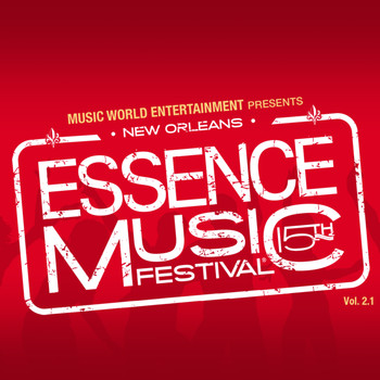 Various Artists - Essence Music Festival, Vol. 2.1 (Live)