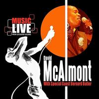 David McAlmont - David McAlmont : Live From Leicester Square