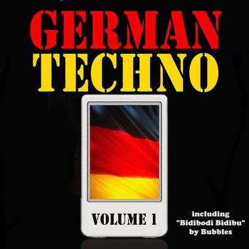 Various Artists - German Techno Vol. 1