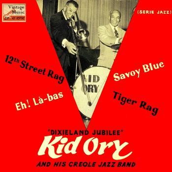 Kid Ory's Creole Jazz Band - Vintage Belle Epoque No. 62 - EP: Dixieland Jubilee