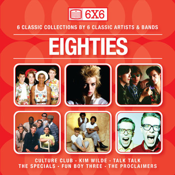 Various Artists - 6 x 6 - Eighties