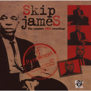 Skip James - The Complete 1931 Recordings