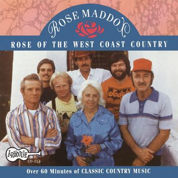 Rose Maddox - Rose of the West Coast Country