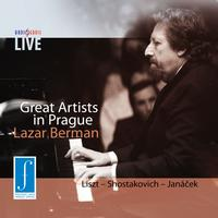 Lazar Berman - Great Artists in Prague - Lazar Berman