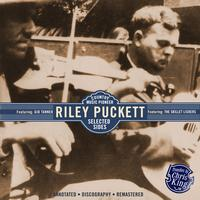 Riley Puckett - Country Music Pioneer