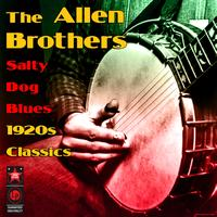 The Allen Brothers - Salty Dog Blues - 1920s Classics