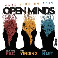 Mads Vinding Trio - Open Minds