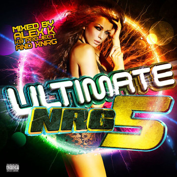 Various Artists - Ultimate NRG 5 (Explicit)