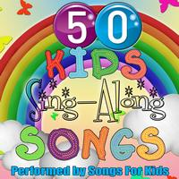 Songs for Kids - 50 Kids Sing-Along Songs