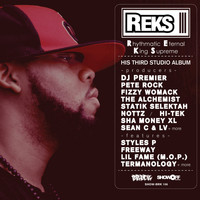 Reks - Rhythmatic Eternal King Supreme (Explicit)