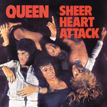 Queen - Sheer Heart Attack (Deluxe Edition 2011 Remaster)