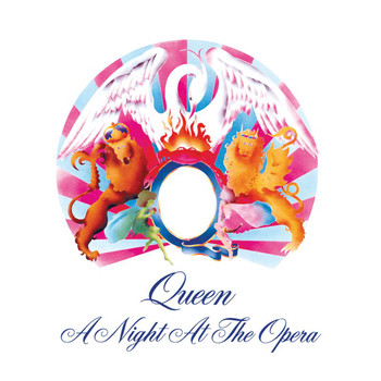 Queen - A Night At The Opera (Deluxe Edition 2011 Remaster)
