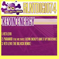 Kevin Energy - Veti Levu / Paranoid / Veti Levu (The Big Kick Remix)