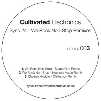 Sync 24 - We Rock Non-Stop Remixes
