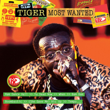 Tiger - Most Wanted