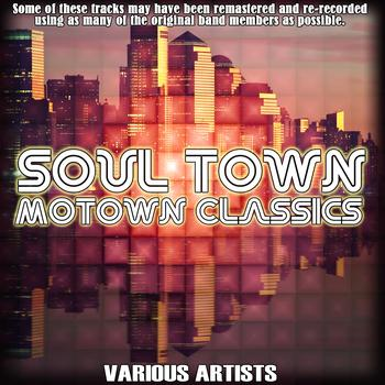 Various Artists - Soul Town - Motown Classics