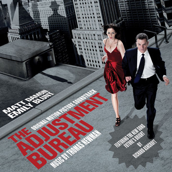 Thomas Newman - Original Motion Picture Soundtrack The Adjustment Bureau