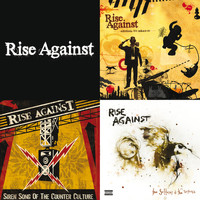 Rise Against - Appeal To Reason / Siren Song Of The Counter Culture / The Sufferer & The Witness (Explicit)