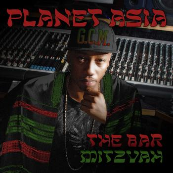 Planet Asia - The Bar Mistvah (Explicit)