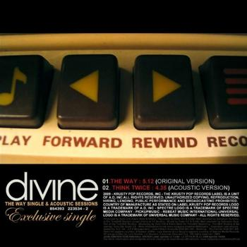 Divine - The Way & Rarities (Single)