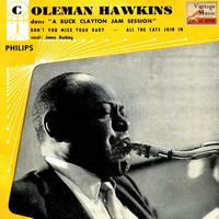 Coleman Hawkins - Vintage Dance Orchestras No. 280 - EP: All The Cats Join In