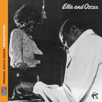 Ella Fitzgerald / Oscar Peterson - Ella and Oscar [Original Jazz Classics Remasters]