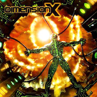 Dimension-X - Across the Mind Cage