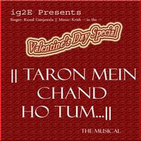 KUNAL GANJAWALA - Taron Mein Chand Ho Tum - Single