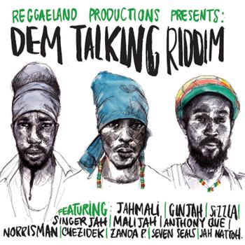 Various Artists - Dem Talking Riddim (Explicit)