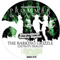Prommer and Barck - The Barking Grizzle (Detroit/Berlin)