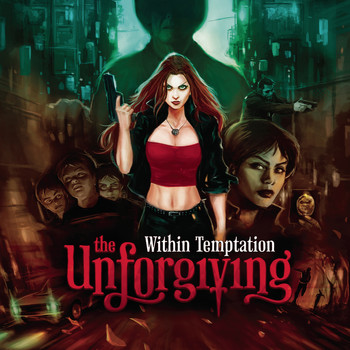 Within Temptation - The Unforgiving