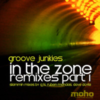 Evan Landes (Groove Junkies) - In The Zone Remixes PT. 1