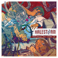 Halestorm - ReAniMate: The CoVeRs eP (Explicit)