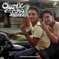 Quantic and his Combo Bárbaro - Caliventura EP