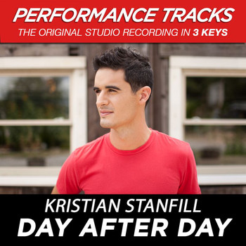 Kristian Stanfill - Day After Day (Performance Tracks)