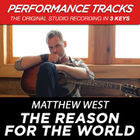 Matthew West - The Reason For The World (Performance Tracks)