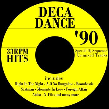 Various Artists - Decadance '90 (33 Rpm Hits)