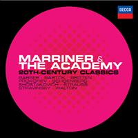 Academy of St. Martin in the Fields - Marriner & The Academy - 20th Century Classics