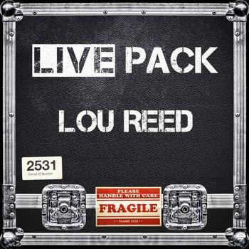 Lou Reed - Live Pack - Lou Reed