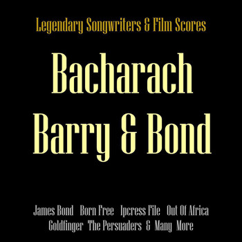 Various Artists - Bacharach, Barry & Bond