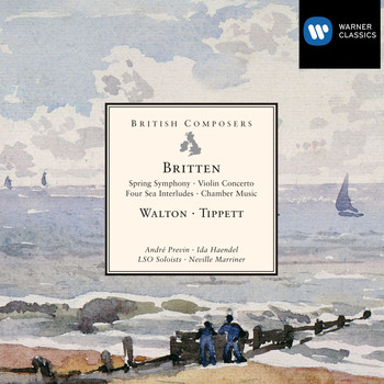 Various Artists - British Composers: Britten